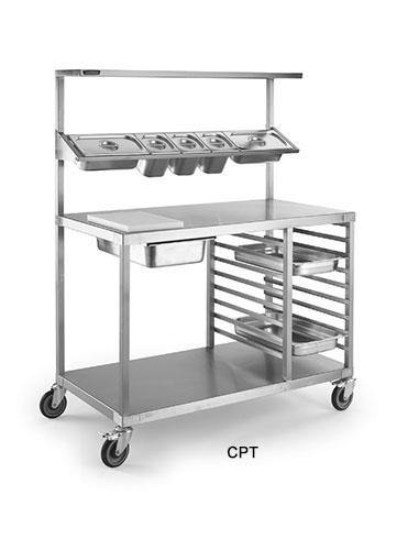 Chefu0027s Preparation Table