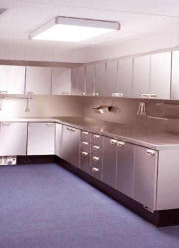 Multiplex Kitchen Units Back Bar Units