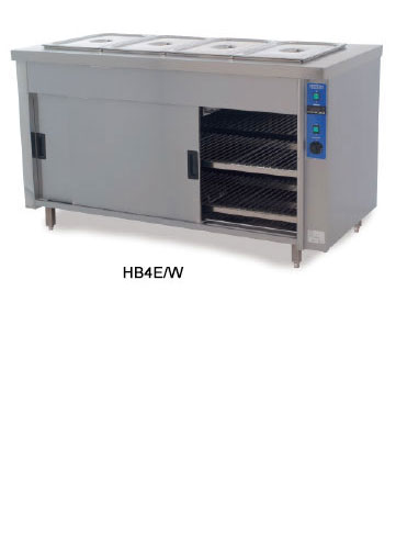 Premier Wet Well Bain Marie/Hot Cupboard