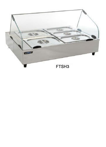 Table Top Heated Display/Servery